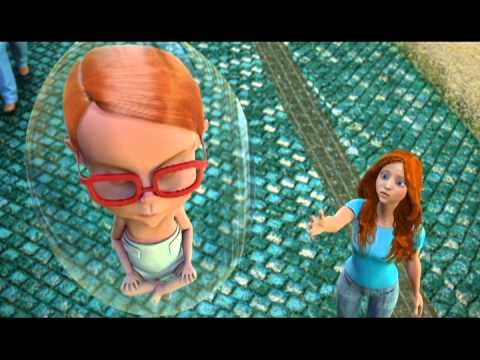 טריילר לסרט אנימציה קצר - גנית אורין