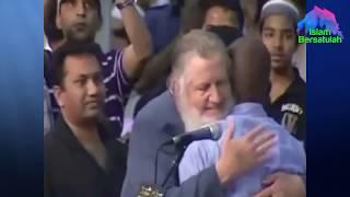 Video Siapkan Tisu 😭 Prosesi Masuk Islam Kedua Orang Ini Menguras Air Mata 😭 Syekh Yusuf Estes-Sub Indo MP3, 3GP, MP4, WEBM, AVI, FLV Februari 2019