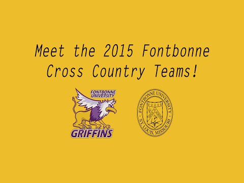 Meet Fontbonne's 2015 Cross Country Teams!