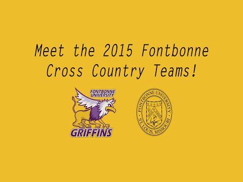 Meet Fontbonne's 2015 Cross Country Teams!
