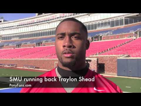 Traylon Shead Interview 3/25/2013 video.