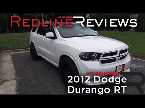 durango - Aside from the ridiculous aftermarket wheels, Dodge did a decent job with this new Durango.