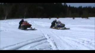 8. 600 Twin  vs 800 Triple 500ft race