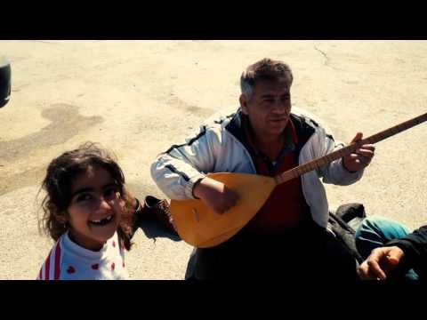 Πρόσφυγες στο Λιμάνι του Πειραιά