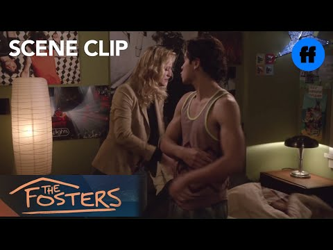 The Fosters 1.19 Clip 'My Room or Yours'