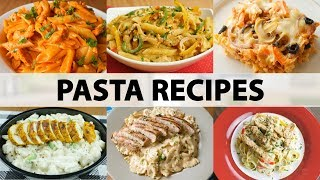 6 Must Try Pasta Recipes By Food Fusion