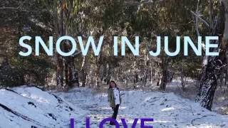 Injune Australia  city photo : SNOW IN JUNE --- I LOVE AUSTRALIA!!!!!!!!!!!!!