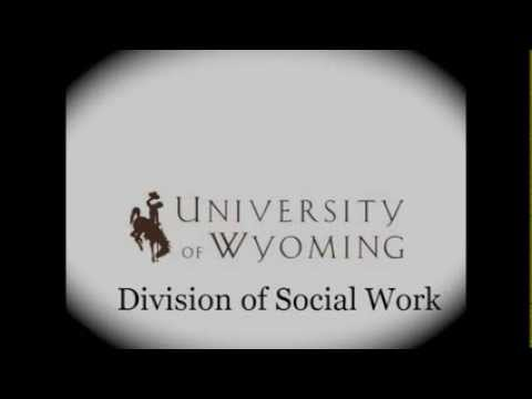 University of Wyoming Division of Social work