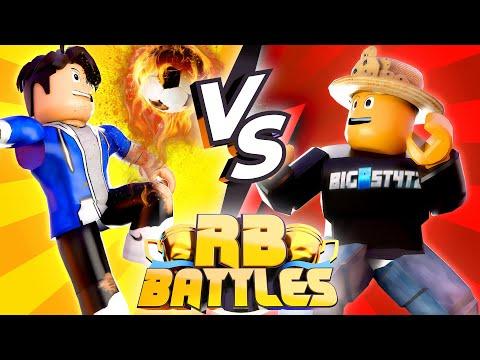 Ryguy vs Bigbst4tz2 - RB Battles Championship For 1 Million Robux! (Roblox)