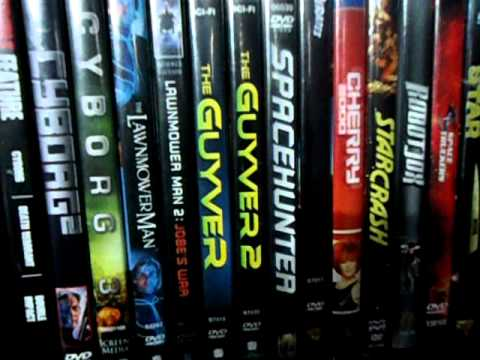 Science Fiction & Fantasy DVD Collection
