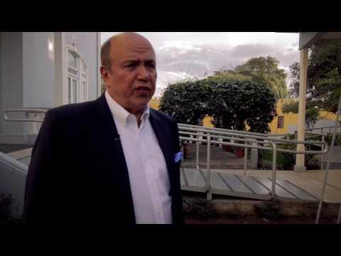 Rafael Ortiz sobre infraestructura