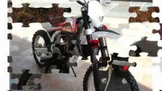 6. 2009 Husqvarna TE 510 - Features, Info