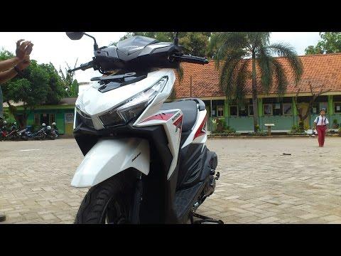 Honda Vario 125 eSP Tipe Sporty Review bahasa Indonesia
