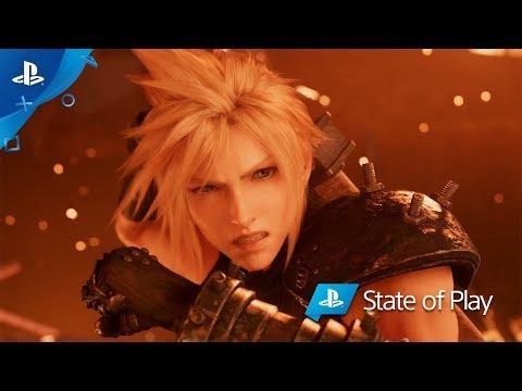 Teaser Trailer de Final Fantasy VII Remake