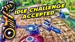 5. AridersLife Idle Challenge | outie555 | Hyosung GV650 Aquila | BONUS VID