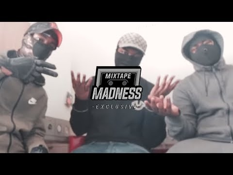 #TeamRAW TB x YR x S1 – 2 Shells (Music Video) | @MixtapeMadness