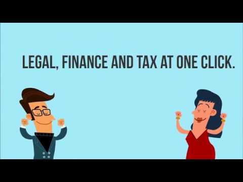 Legal, Finance and Tax Services.