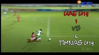 Video Timnas Indonesia U19 vs UEA U19 ( 4 - 1 ) All Goals and Full Highlight 14/04/2014 MP3, 3GP, MP4, WEBM, AVI, FLV Mei 2019