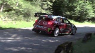 Best of 2017 ADAC Rallye Deutschland by sideways.lu. Make sure to follow us on facebook for more: www.facebook.com/sidewayslu.