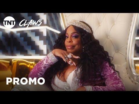 Claws: Season Premiere June 9 [PROMO] | TNT