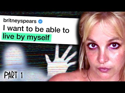The Trapped Life of Britney Spears. We've All Been Lied To.