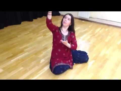 Titli - Chennai Express by Natalia Odegova (Amritsar Project Moscow) (видео)