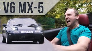 This 3.0 V6 Build Is My Perfect MX-5 by Car Throttle