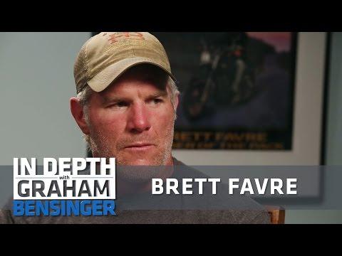 Brett Favre on quitting Vicodin: I shook every night