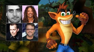 The Voices of Crash Bandicoot (Updated)Which Is Your Favorite Crash Bandicoot Voice? Who Do You Want To See Next?For More Comparing The Voices - https://www.youtube.com/playlist?list=PLEX-pRIMnN4Dsnye8NVhEzt9d0TaZzeOERemember to Like/Comment/Subscribe