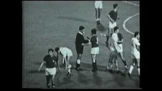 EM 1968: Finale: Italien gegen Jugoslawien: 2:0 (Wiederholungsspiel)