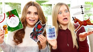 Video Trying Fun Holiday Gadgets w/ iJustine! MP3, 3GP, MP4, WEBM, AVI, FLV Maret 2019