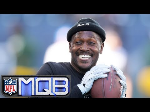 Video: How Antonio Brown will fit in with Tom Brady and Baker Mayfield's disastrous start | NFL Monday QB
