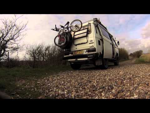 February Wild Camping in a T3/T25/Vanagon/Westfalia/Syncro