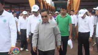 VO Laos join global nations to mark World Environment Day, which falls on June 5th INTRO: Laos join global nations to mark World Environment Day, which fall ...