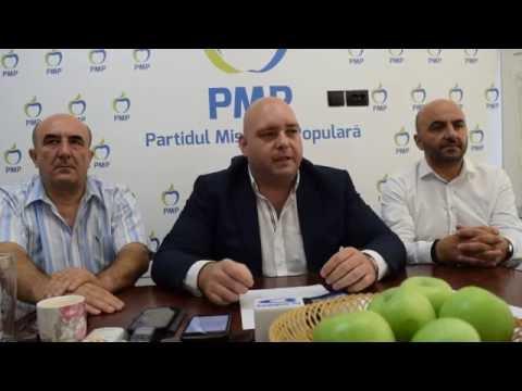PMP Buzau acuze primar C-tin Toma