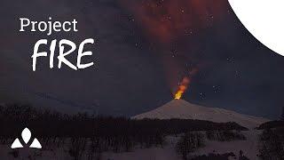 Fire - Volcano Skiing I VAUDE