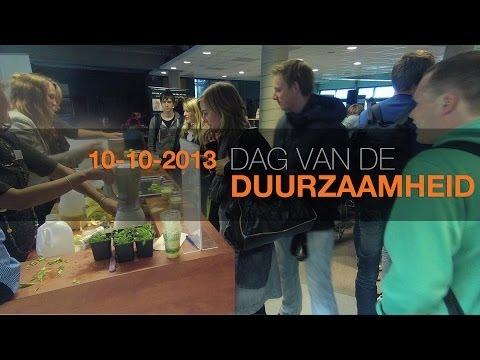 Nordwin College en Van Hall Larenstein presenteren - De Dag van de Duurzaamheid 2013