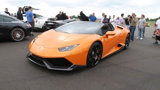 Lamborghini Huracan Spyder! by Vehicle Virgins