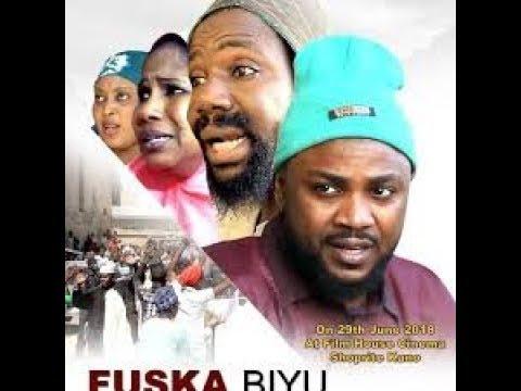 FUSKA BIYU 3&4 ORIGINAL LATEST HAUSA FILM 2018