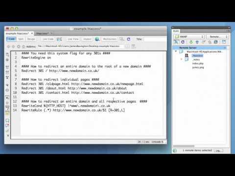 Htaccess file wordpress