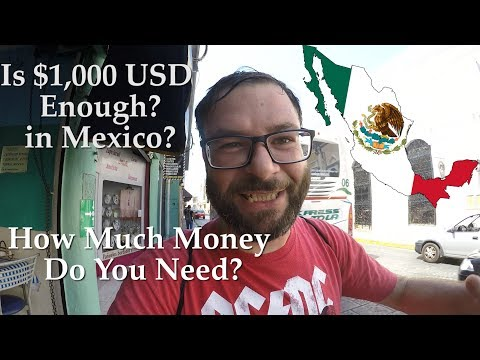 How Much Money Do You Need Per Month To Live In Mexico? - Cost Of Living In Merida Mexico In Usd