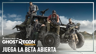 Prepárate para vencer al cartel de Santa Blanca en la beta abierta de Tom Clancy´s Ghost Recon Wildl