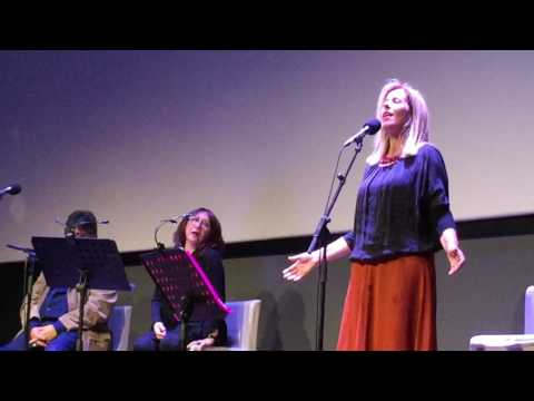 Ginevra Di Marco Todo Cambia 24 aprile 2017 Teatro della compagnia Firenze