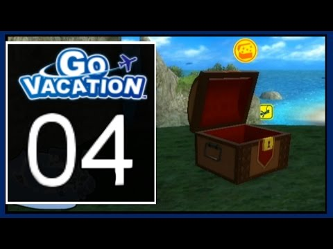 Go Vacation - Episode 4 [Marine Resort Treasure Chests]