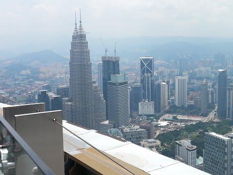 Kuala Lumpur (Malaysia) - April 2017 (Travel Vlog)