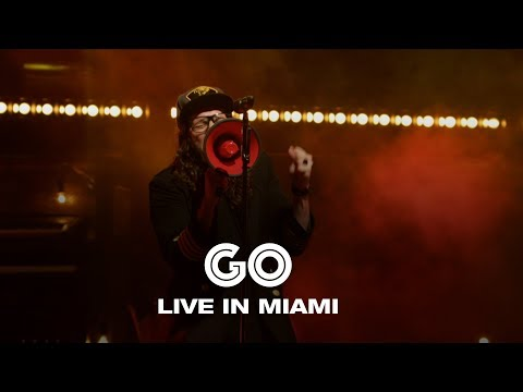 GO - LIVE IN MIAMI - Hillsong UNITED
