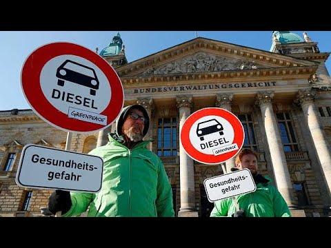 «Πράσινο φως» για την απαγόρευση κυκλοφορίας ντιζελοκίνητων οχημάτων…