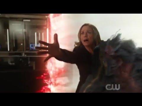 Arrow 8x01 Ending Scene