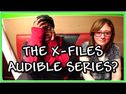 Live FanVlog Episode 6 - Audible X-Files: Cold Cases Series
