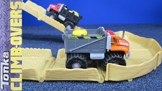 Tonka Climb-Overs Heavy Hauler Starter Pack Review By RaceGrooves
